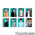 iKON POPUPSHOP - Clear File  (Random / 1 Randomly Out of  8 Kinds)