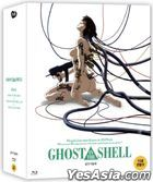 Ghost In The Shell (Blu-ray) (3-Disc) (Full Slip Boxset) (Normal Edition) (Korea Version)