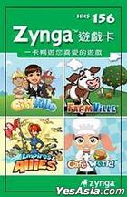 Zynga Game Card $20