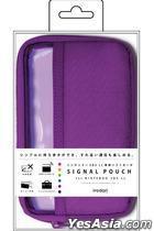 3DS LL Signal Pouch (紫色) (日本版)
