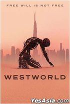 Westworld (Blu-ray) (Ep. 1-8) (Season Three) (Taiwan Version)