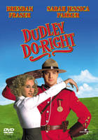 Dudley Do-Right (DVD) (First Press Limited Edition) (Japan Version)