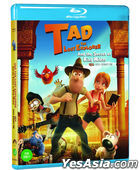 Tad the Lost Explorer and the Secret of King Midas (Blu-ray) (Korea Version)