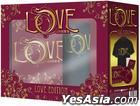 2008 Love Songs Collection (Love Edition) (2CD + T-Shirt)