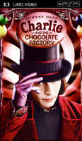 Charlie And The Chocolate Factory (UMD Video) (Limited Edition) (Japan Version)