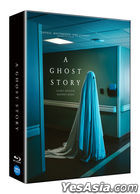 A Ghost Story (Blu-ray) (Scanavo Case + Lenticular Full Slip Outcase + Booklet + Art Card + Poster) (First Press Limited Edition) (Korea Version)