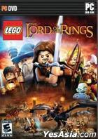 Lego The Lord Of The Rings (English Version) (DVD Version)