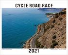 cycle road race 2021 卓上カレンダー (日本版)