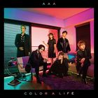 COLOR A LIFE  (ALBUM + DVD + GOODs) (First Press Limited Edition) (Japan Version)