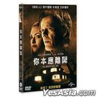 You Should Have Left (2020) (DVD) (Taiwan Version)