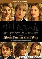 She's Funny That Way (2014) (DVD + Digital) (US Version)
