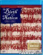 The Birth of a Nation (2016) (Blu-ray) (Hong Kong Version)