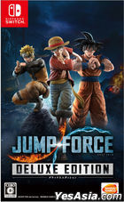 Jump Force Deluxe Edition (Japan Version)