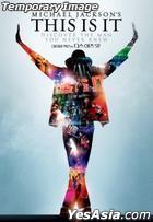 Michael Jackson's This Is It! (DVD) (2-Disc) (Limited Editiom) (Korea Version)