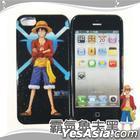 OneMagic iPhone 5 One Piece TPU Phone Cover - Luffy (Black)