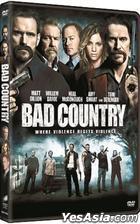 Bad Country (2014) (DVD) (Hong Kong Version)