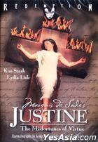 Marquis De Sade's Justine (1977) (DVD) (US Version)