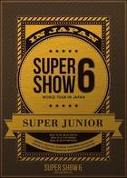 SUPER JUNIOR WORLD TOUR SUPER SHOW6 in JAPAN (3DVDs) (Japan Version)