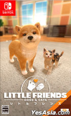 LITTLE FRIENDS DOGS & CATS (日本版)