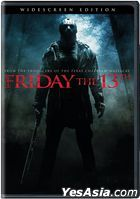 Friday the 13th (2009) (DVD) (Widescreen Edition) (US Version)
