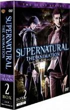 Supernatural The Animation: First Season Collector's Box 2 (Episodes 13-22) (DVD) (English Dubbed & Subtitled) (Japan Version)