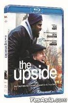 The Upside (2017) (Blu-ray) (Hong Kong Version)