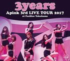 Apink 3rd Japan TOUR -3years- at Pacifico Yokohama [BLU-RAY] (Japan Version)