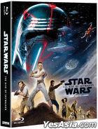 Star Wars: The Rise of Skywalker (Blu-ray) (2-Disc) (Steelbook Limited Edition) (Korea Version)