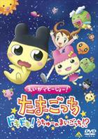 Tamagocchi The Movie - Tamagocchi Dokidoki! Ushu no Maigocchi!? (DVD) (Japan Version)