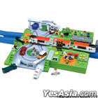 PLA RAIL : Play with Tomica! DX Station