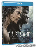 The Legend of Tarzan (Blu-ray) (Korea Version)