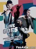 Live Goes On Grasshopper 2017 Live (2DVD + 2CD)