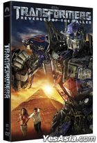 Transformers: Revenge of the Fallen (2009) (DVD) (Single-Disc Edition) (US Version)