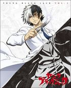 Young Black Jack Vol.1 (Blu-ray) (First Press Limited Edition)(Japan Version)