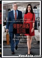 The Intern (2015) (DVD) (Hong Kong Version)