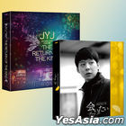 Park Yoo Chun 'Missing You' Private Making & Fanmeeting + 2014 JYJ Asia Tour Concert 'The Return of The King' (4DVD + Photobook) (Korea Version)