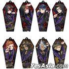 Disney: Twisted-Wonderland : Coffin Acrylic Key Ring A Box
