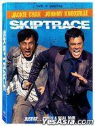 Skiptrace (2016) (DVD + Digital HD) (US Version)
