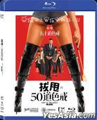 Fifty Shades of Black (2016) (Blu-ray) (Hong Kong Version)