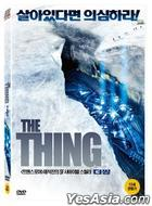 The Thing (DVD) (Korea Version)