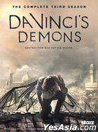 Da Vinci's Demons (DVD) (The Complete Third Season) (US Version)