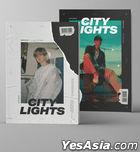 EXO: Baek Hyun Mini Album Vol. 1 - City Lights (Random Version) + Random Poster in Tube