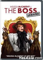 The Boss (2016) (DVD) (Unrated) (US Version)
