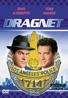Dragnet (DVD) (First Press Limited Edition) (Japan Version)