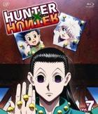 HUNTER X HUNTER (Blu-ray) (Vol.7) (Japan Version)