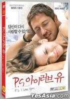 P.S I Love You (DVD) (Korea Version)