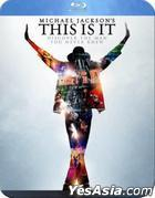 Michael Jackson's This Is It! (Blu-ray) (Steelbook Limited Edition) (Korea Version)