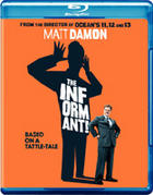 The Informant (Blu-ray) (Japan Version)