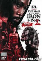 The Man With The Iron Fists 2 (2015) (DVD) (Thailand Version)