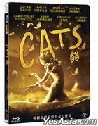 Cats (2019) (Blu-ray) (Taiwan Version)